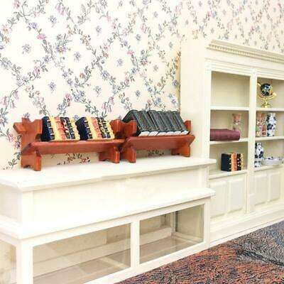 1:12 DOLLHOUSE MINIATURE Mini accessories simulation simple bookshelf