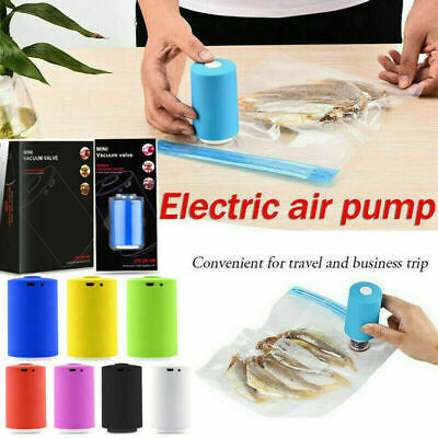 Mini Automatic Portable Electric Household Compression Pump Vacuum 12-Style B3L9