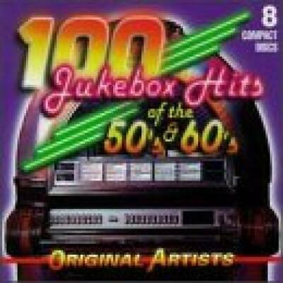 100 Jukebox Hits: 50's & 60's by Various Artists