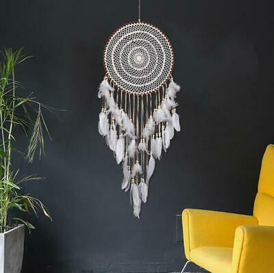 "Handmade Large Boho Dream Catcher Girl's 44"" Nursery Wall Hanging DreamCatcher"