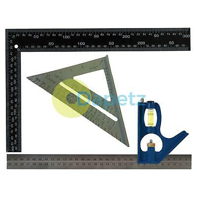 "METAL ROOFING RAFTER SET SQUARE COMBINATiON 300mm 6"" SPEED square ALLOY RAFTER"