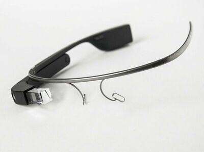Google Glass Explorer Edition XE-C Version 2.0 Charcoal + Extra Frames + Shades