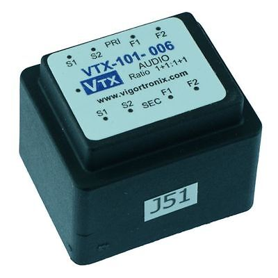 VTX-101-006 PCB Audio Transformer Vigortronix