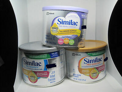 3 Similac Infant Baby Formula Powder  &  $15.00 in coupons