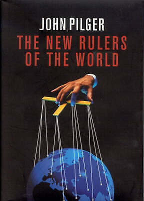 The New Rulers of the World by Pilger, John Paperback Book