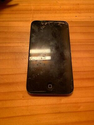 Apple iPod Touch 4th Generation Black (8 GB) Model: A1367
