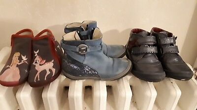 05c329b224ecc Lot de chaussures et chaussons enfant fille en 27 bellamy  little mary la  halle