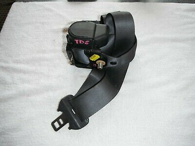 Land Rover Discovery Td5 Rear Centre Seatbelt         Evl105340