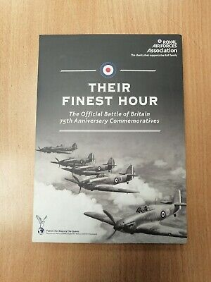 Their Finest Hour Battle of Britain 75th Anniversary Commemoratives