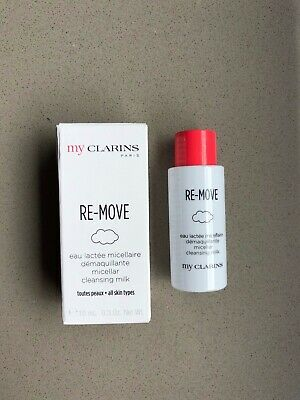 Clarins Re-Move  Micellar Cleansing Milk Sample Size 10ml