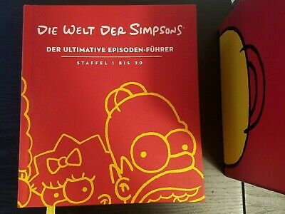 Die Simpsons - Der ultimative Episodenführer Staffel 1-20 (Sammelobjekt)