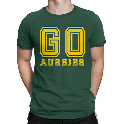 Australia Cricket Wold Cup 2019 T shirt Go Aussies Go Ladies Adult Cricket Cup