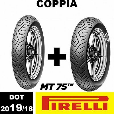 Coppia Gomme Pneumatici Pirelli Angel Scooter 100//80 16 120//80 16 sym hd 125 200