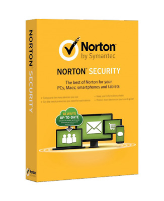 Norton Security Deluxe 1-Year 5-Device  [UK][EU]