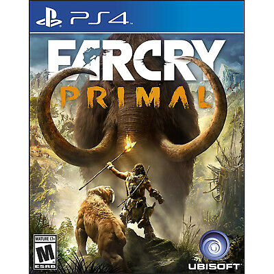 Far Cry Primal PS4 [Factory Refurbished]
