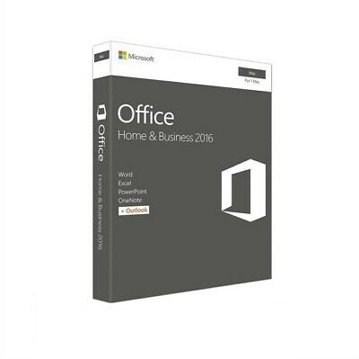 Microsoft Office 2016 Mac Home and Business Vollversion Download ESD
