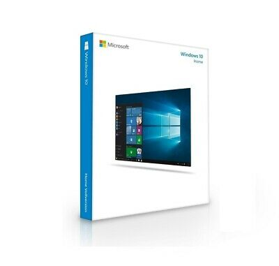 Microsoft Windows 10 Home Vollversion Multilanguage Original Download NEU