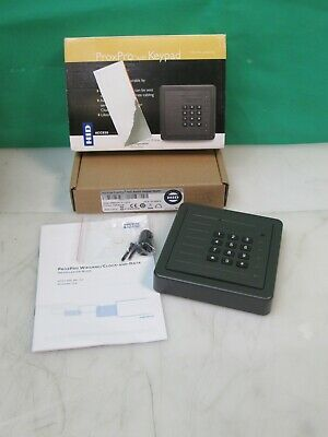 HID ProxPro 5355AGK14 Proximity Reader With Keypad 5355AGK14-110315 5355 NEW