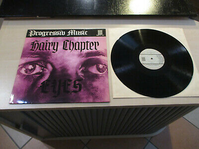 "HAIRY CHAPTER: Eyes, OPP 5-21, GER FIRST PRESS, 12""/ LP, MINT HARD PROGDEVIL!!!"
