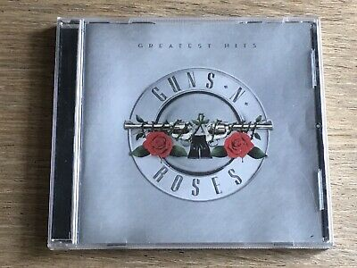 Guns N' Roses - Greatest Hits CD album the very best of and