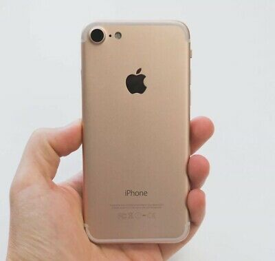 Apple iPhone 7 - 32GB - Gold - (Unlocked) - Excellent Condition