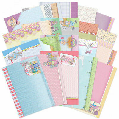 Hunkydory - Golden Oldies Adorable Scorable Cardstock- AS215