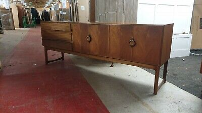 Large Vintage Retro A H McIntosh & Co Teak Sideboard Mid Century Modern Danish