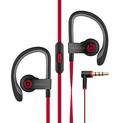 New Beats By Dre. Original Powerbeats2 Wired In-Ear Headphone - Black