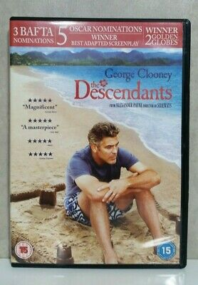 The Descendants (DVD) 2011 - George Clooney - Comedy Drama