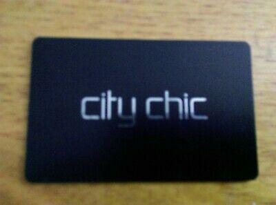 City chic Gift Card