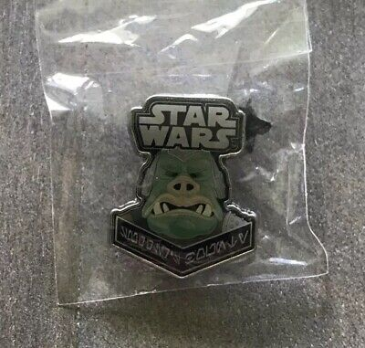 Star Wars Smuggler/'s Bounty Funko POP Pin Gamorrean Guard
