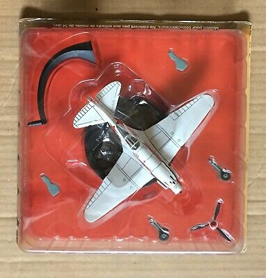 MIKOYAN GUREVITCH MODEL Mig-3 Urss Airplane Aircraft 1:72 Size Ixo