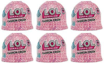 L.O.L. Surprise! Fashion Crush 6-Pack LOL Series 4 Eye Spy Mystery MGA CHOP