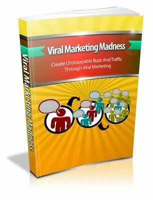 Viral Marketing Madness PDF eBook with Full resale rights!