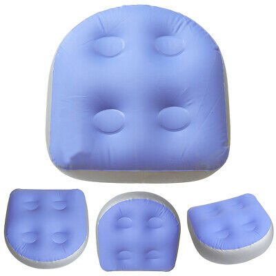 Booster Seat Hot tub Spa Spas Cushion Pad Inflatable for Adult Kids MEW