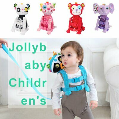 Children's Cartoon Animal Traction Rope Anti-lost Baby Safety Anti-lost Strapwe