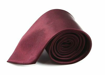*Cheap* 8cm Mens Red Tie Necktie Neck Tie Ties Wedding Formal Races Bargain