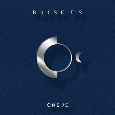 Oneus-[Raise Us] 2nd Mini Album Dawn Ver CD+Booklet+2p PhotoCard+Post+Tracking