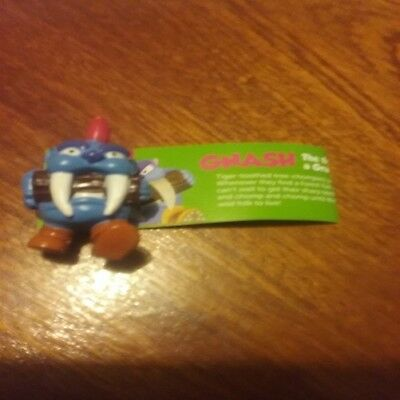 Gnash Super Series Yowie With Paper Rare
