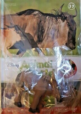 NEW = DISNEY Animal World Collection BOOKS AND PLAYSET =  # 37