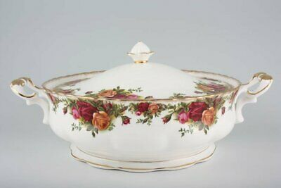 Royal Albert - Old Country Roses - Vegetable Tureen with Lid - 133470Y