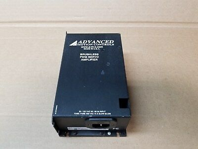 Advanced Motion Controls Brush Type PWM Servo Amplifier BD25A20AC