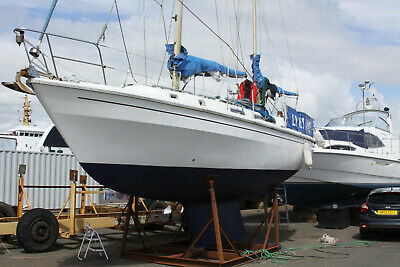 Westerly Yacht
