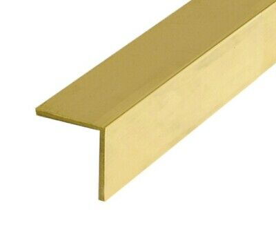 Albion Alloys brass angle 2mm x 2mm [305mm long] (pk1) A2