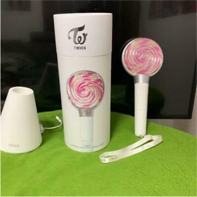 Used Once TWICE DOME TOUR 2019 Dreamday Official CANDY BONG PENLIGHT F/S