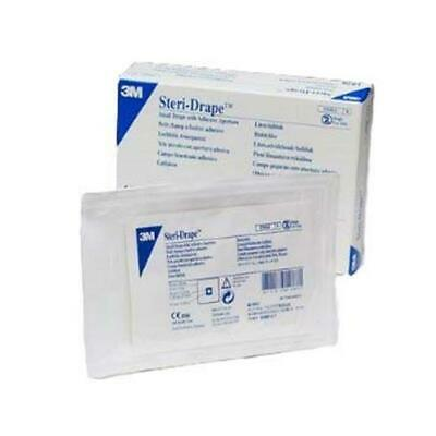 3M 1 BX/10 EA Steri-Drape With Adhesive Aperture And Pouch 1024 CHOP