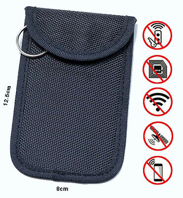 RENAULT Car Key Signal Blocker Case/Pouch - HIGH PERFORMANCE TECHNOLOGY