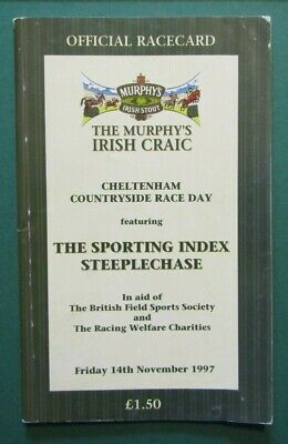 1997 Cheltenham Sporting Index Chase - Fiftysevenchannels, Tipping Tim, Tuitchev