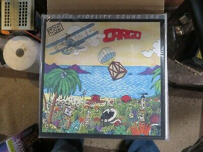 Mobile Fidelity Men At Work - Cargo MOFI 1-025