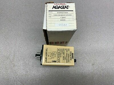 New In Box Agastat Relay Scerw21Aaa